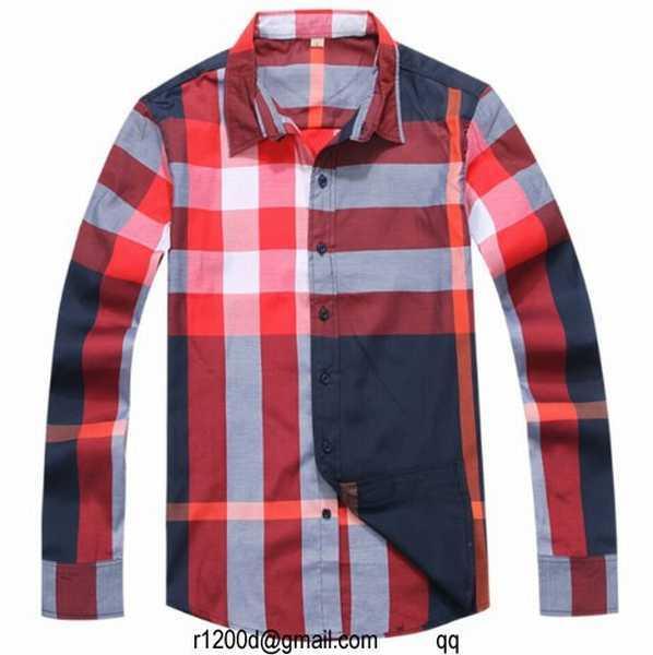 lot de chemise burberry homme manche longue chemise burberry pas cher homme vente chemise homme. Black Bedroom Furniture Sets. Home Design Ideas