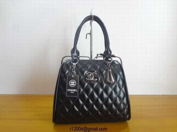 sac chanel contrefacon achat sac a main chanel en. Black Bedroom Furniture Sets. Home Design Ideas