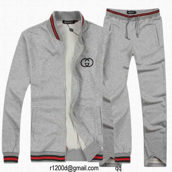prix survetement gucci jogging de marque a petit prix ensemble jogging homme coton. Black Bedroom Furniture Sets. Home Design Ideas