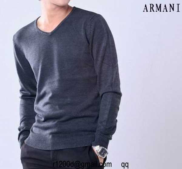 3a5b1d6a1772 pull armani jeans homme