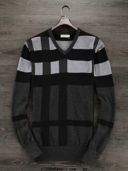 8ad9acab164437 pull burberry col v homme,pull burberry homme pas cher,pull burberry  nouvelle collection