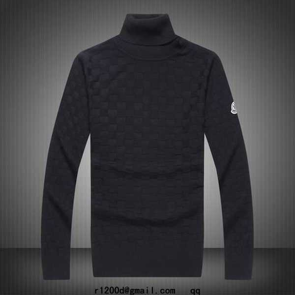 Moncler Pull Rond pull Col Homme pull Grossiste XkTuwZPiO