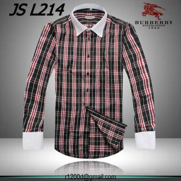 d9656a141d69 quelle marque chemise,chemise homme lot,chemise burberry manche longue  bonne qualite