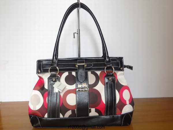 grand sac en cuir noir sac a main coach prix sac coach. Black Bedroom Furniture Sets. Home Design Ideas
