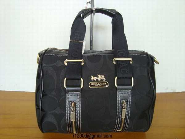 sac a main de marque moin cher sac a main coach en cuir. Black Bedroom Furniture Sets. Home Design Ideas