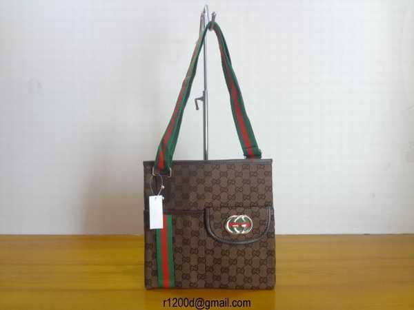 Sac à Main Bandoulière Gucci : Sacoche gucci homme contrefacon sac bandouliere cuir