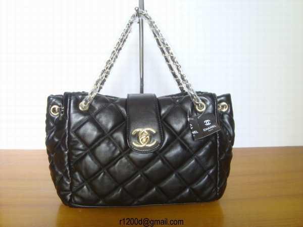 Sac A Main Chanel Blanc Et Noir : Sac chanel blanc et noir a main vendre