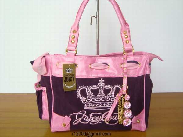 sac juicy couture vendre juicy couture vente en ligne sac de marque gratuit. Black Bedroom Furniture Sets. Home Design Ideas