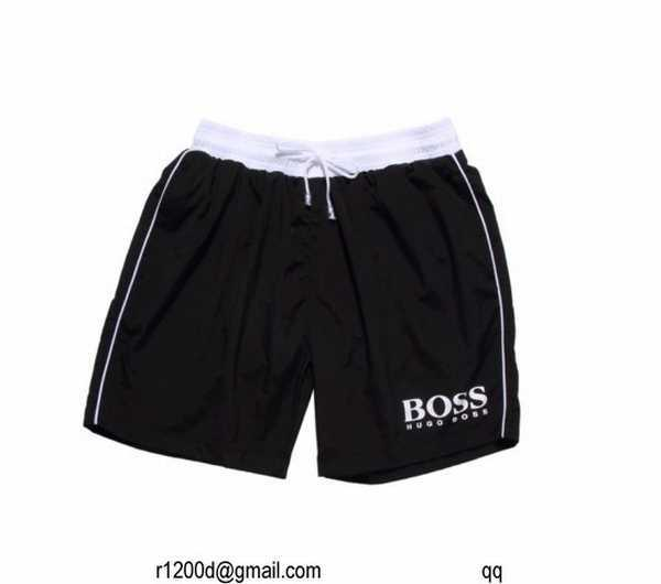 short de sport court homme short de bain hugo boss. Black Bedroom Furniture Sets. Home Design Ideas