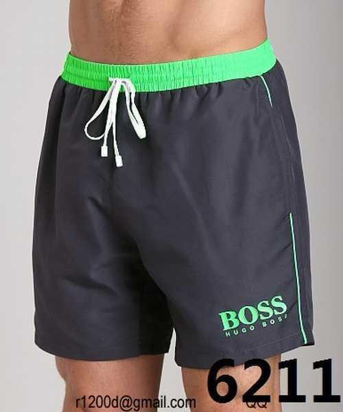 short hugo boss bleu marine short de bain homme marque short hugo boss destockage. Black Bedroom Furniture Sets. Home Design Ideas