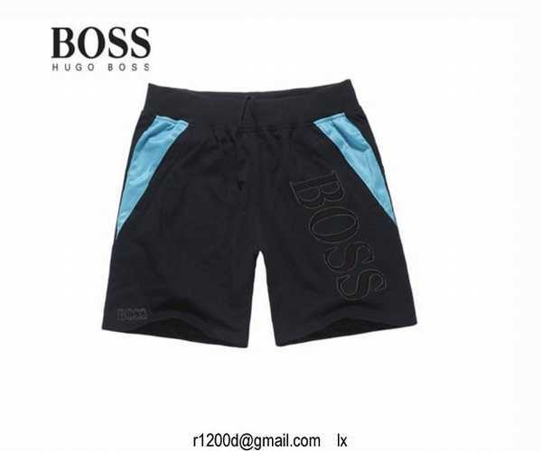 short de marque homme pas cher short hugo boss blanc short hugo boss fashion. Black Bedroom Furniture Sets. Home Design Ideas