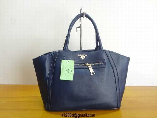 sac prada bleu marine sac a main prada moins cher sac de marque pas cher prada. Black Bedroom Furniture Sets. Home Design Ideas