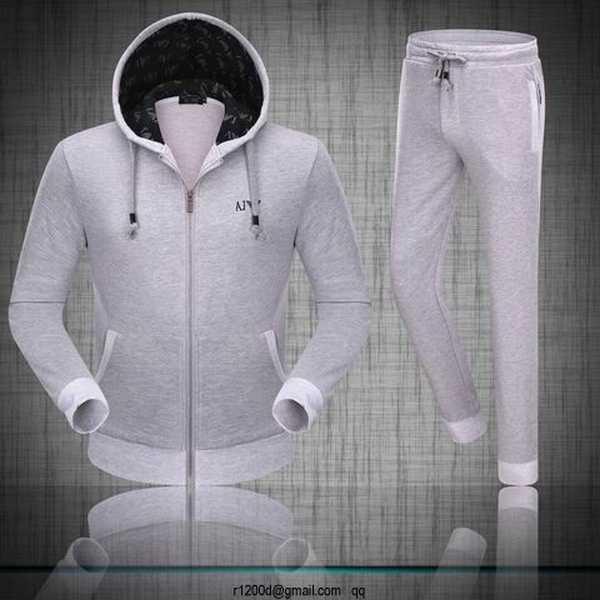 Survetement a la mode ea7 homme ensemble jogging homme fashion jogging armani destockage - Jogging a la mode ...