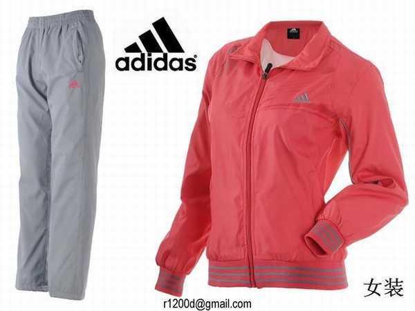 ensemble jogging adidas femme