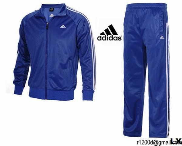 jogging homme adidas bleu