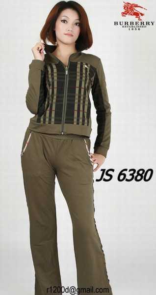 2066eabbcc96 survetement burberry femme grande taille