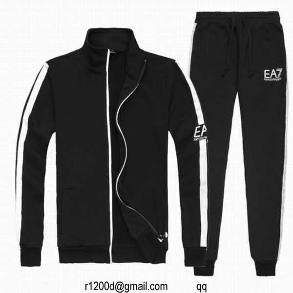 survetement ea7 2013 ensemble jogging emporio armani homme survetement armani ea7. Black Bedroom Furniture Sets. Home Design Ideas