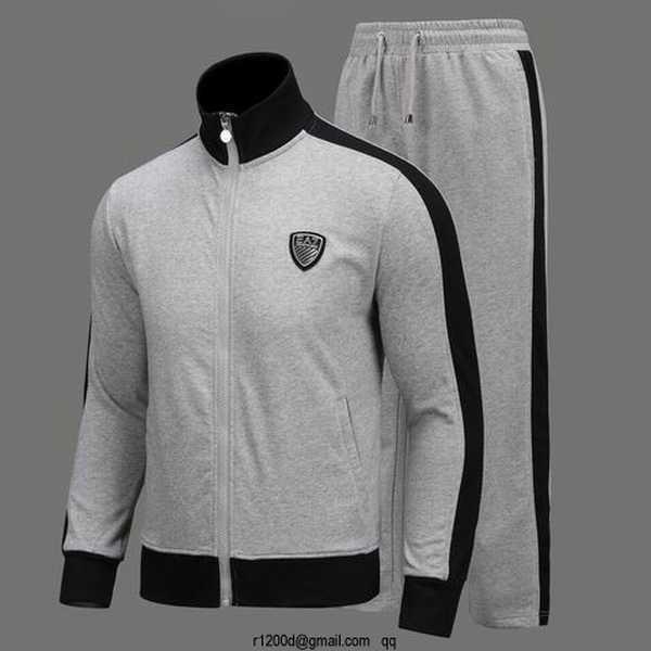 jogging armani collection 2015 survetement a la mode ea7 homme ensemble jogging armani homme. Black Bedroom Furniture Sets. Home Design Ideas