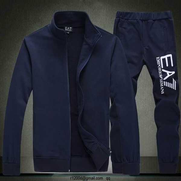 jogging armani ea7 prix survetement armani exchange survetement armani homme 2014. Black Bedroom Furniture Sets. Home Design Ideas