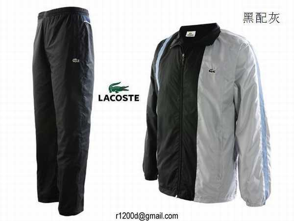 faux survetement lacoste. Black Bedroom Furniture Sets. Home Design Ideas