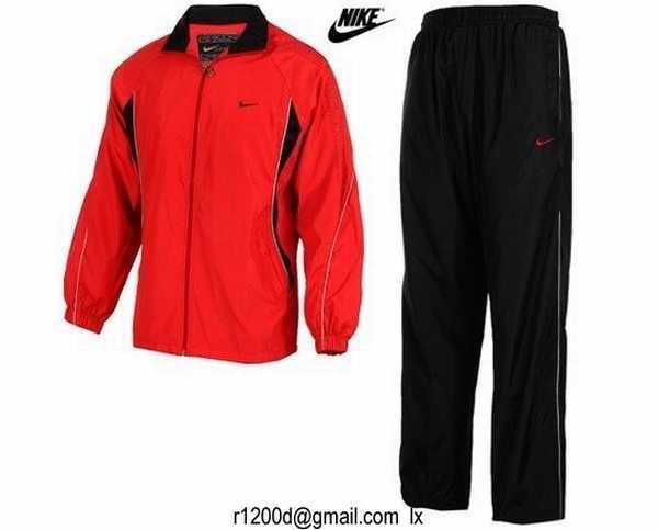 survetement nike homme rouge. Black Bedroom Furniture Sets. Home Design Ideas