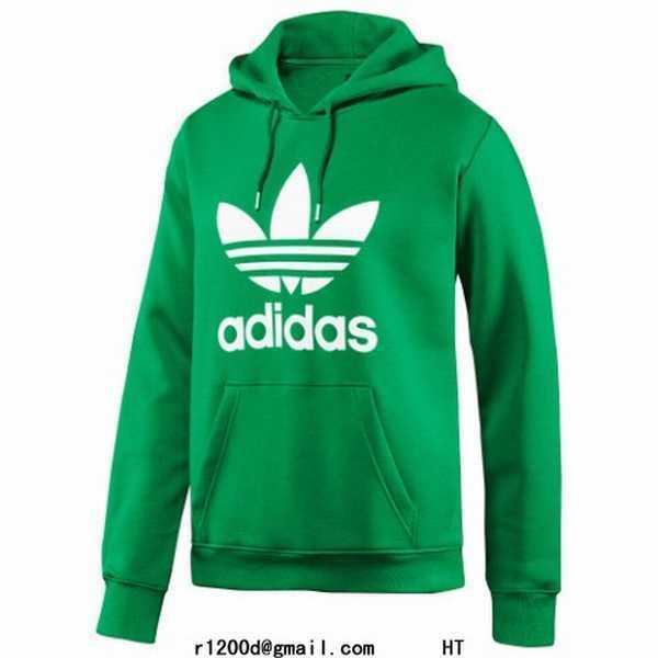 ef1b2b903ba sweat shirt adidas blanc