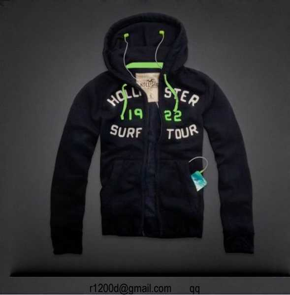 hollister france achat en ligne sweat zippe capuche homme noir sweat hollister homme en ligne ebay. Black Bedroom Furniture Sets. Home Design Ideas