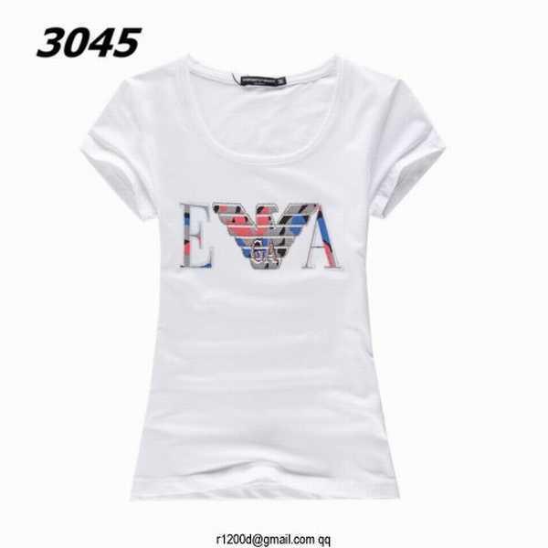 a2e27e18f43 t shirt armani femme nouvelle collection