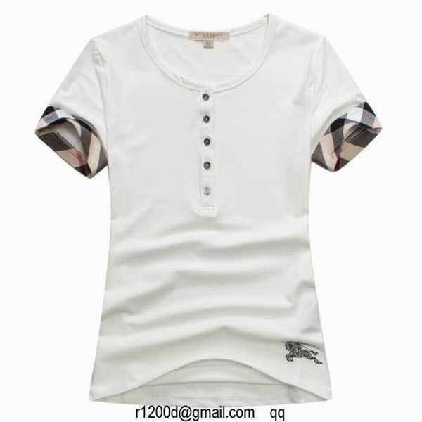 81742d6f329 t-shirt burberry femme prix