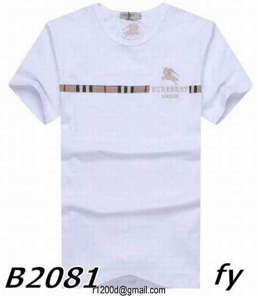 efe75fe9bd3 t shirt burberry noir