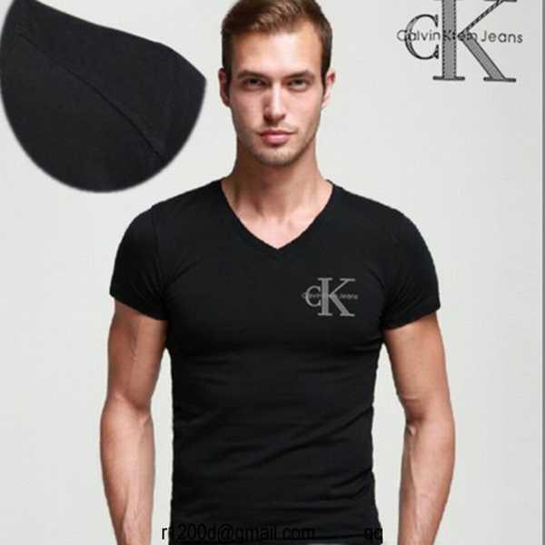 T shirt calvin klein chine t shirt calvin klein homme pas - Tee shirt manche longue calvin klein ...