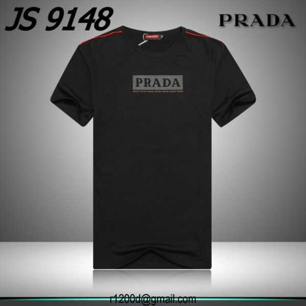 t shirt de marque de luxe tee shirt prada pas cher t shirt. Black Bedroom Furniture Sets. Home Design Ideas