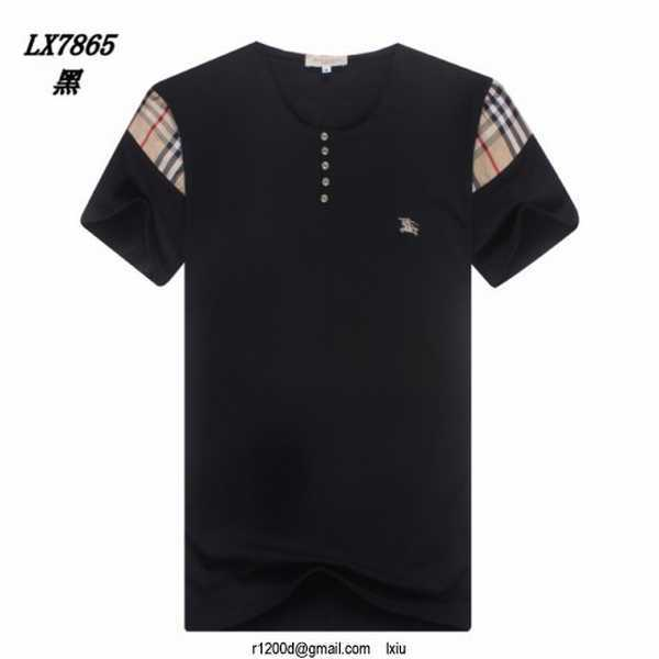 t shirt homme fashion pas cher acheter t shirt manche longue burberry en ligne t shirt burberry. Black Bedroom Furniture Sets. Home Design Ideas