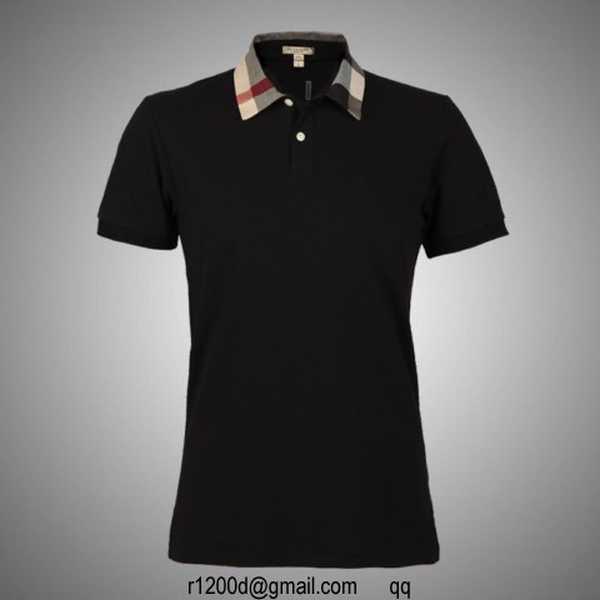 tee shirt de marque fashion polo burberry homme bonne. Black Bedroom Furniture Sets. Home Design Ideas