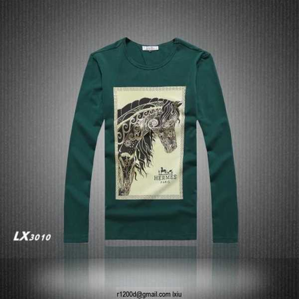 969e8b08efa37 t shirt manches longues hermes pas cher,t shirt hermes a prix discount,polo