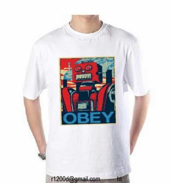 t shirt obey pas cher prix t shirt obey redoute t shirt obey pour homme. Black Bedroom Furniture Sets. Home Design Ideas