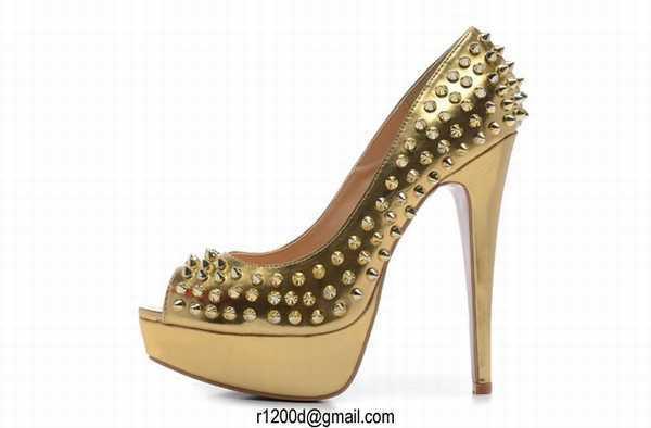 plus de photos 151e9 6da1d talon haut a petit prix,chaussure christian louboutin ...