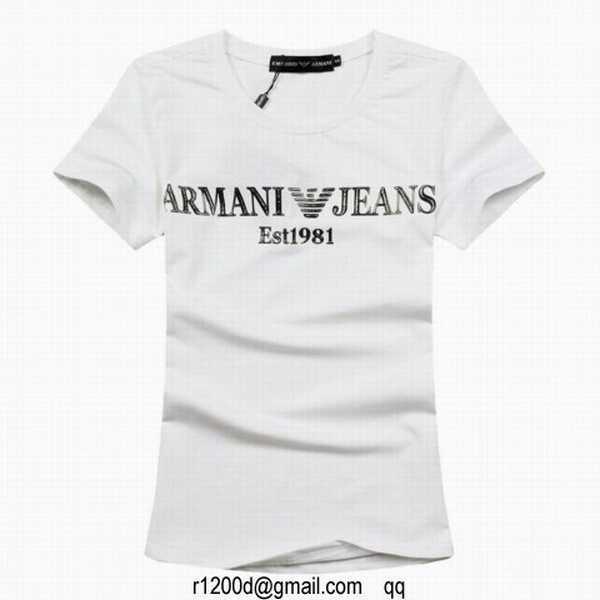 t Femme De Marque Cher Tee Shirt Emporio Femme Armani Pas t D9WHIE2