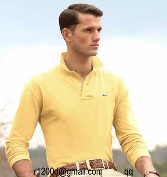 De Homme Nouvelle Vente Polo Collection polo Homme Lacoste mNwn08
