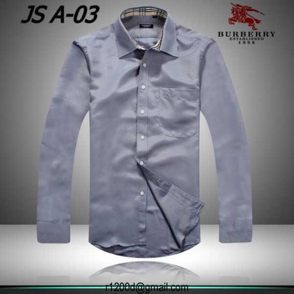 113b3b5e05c4c vente en ligne chemise burberry homme