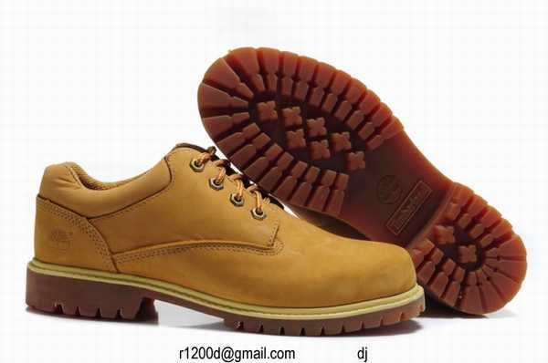 chaussures timberland hommes ete