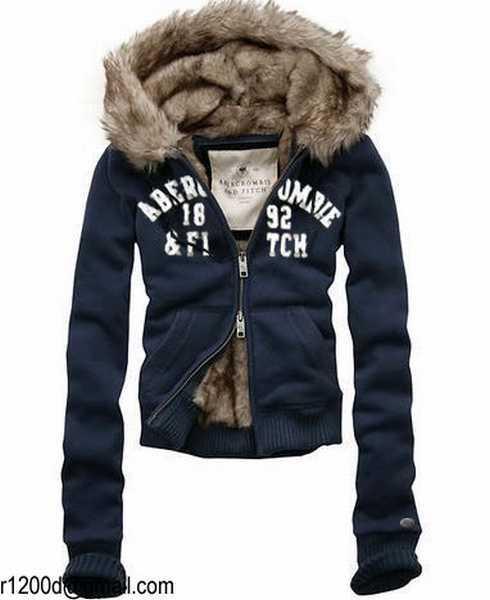 veste abercrombie femme prix