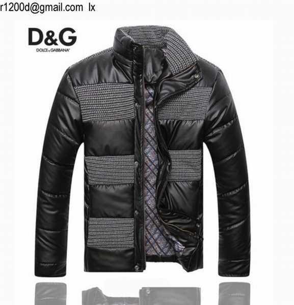 d485a420038 Veste Dolce Gabbana Homme